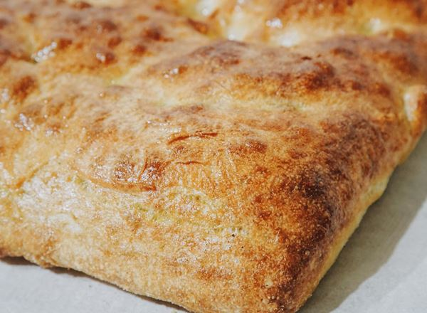 Bread Natural: Foccacia Slab - BF