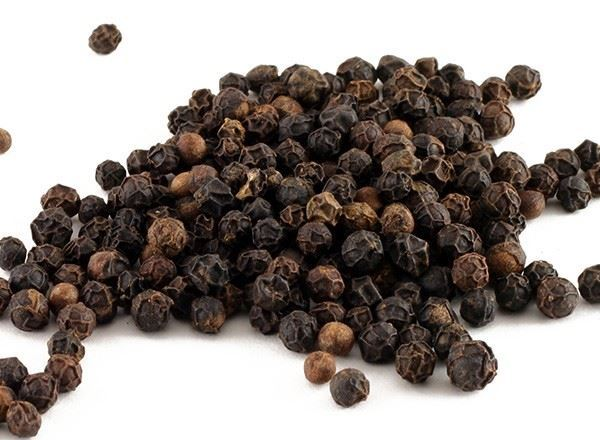 Pepper Organic: Black Whole - HG