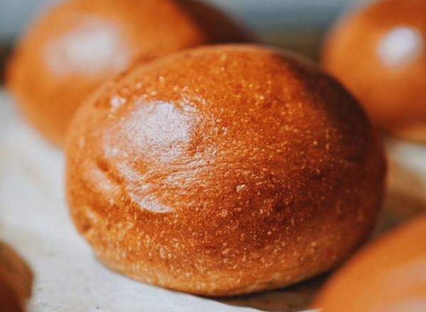 Bread Natural: Milk Buns - BF