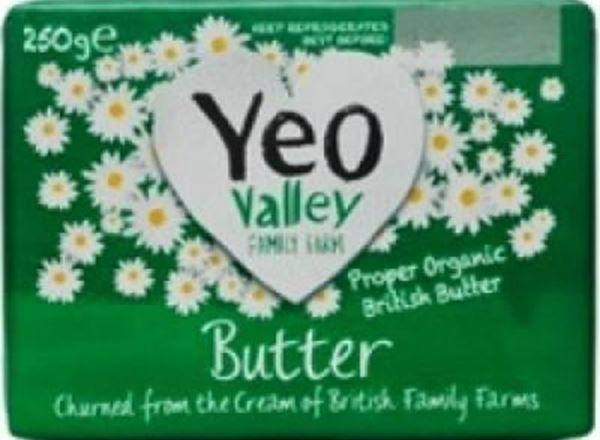 Butter - Yeo Valley (Salted) Organic