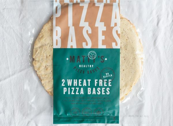 Pizza Base Natural: Wheat-Free - MP
