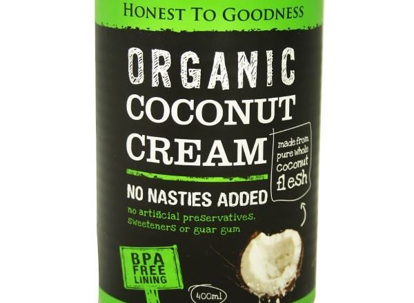Cream Organic: Coconut - HG