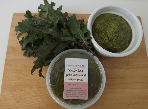 Pesto - Kale and Goats cheese
