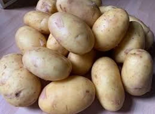 Potatoes White