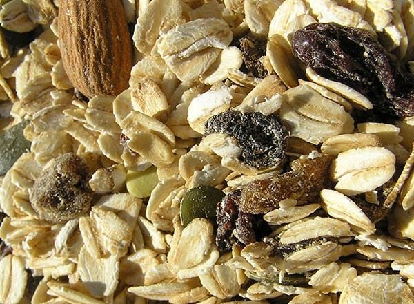 Muesli Sulphur Free: 40% Fruit-Nut-Seeds - HG