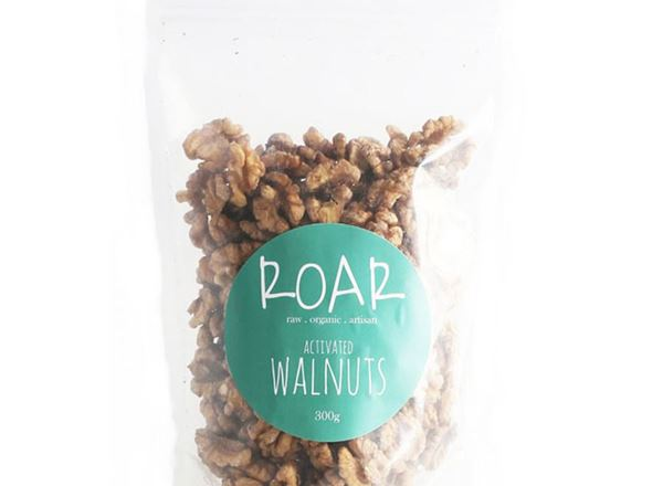 Organic Activated Walnuts 300g