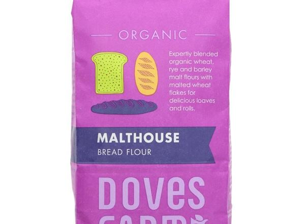 Flour Malthouse: Organic (Doves Farm)