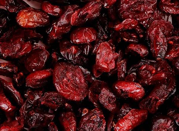 Cranberry Organic: Dried - HG