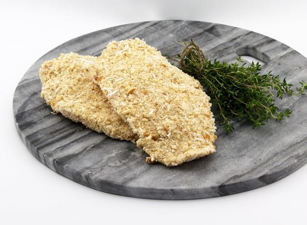 Chicken Natural: Schnitzel - Parmesan Crumb [FRESH] - SO (Esky Required)