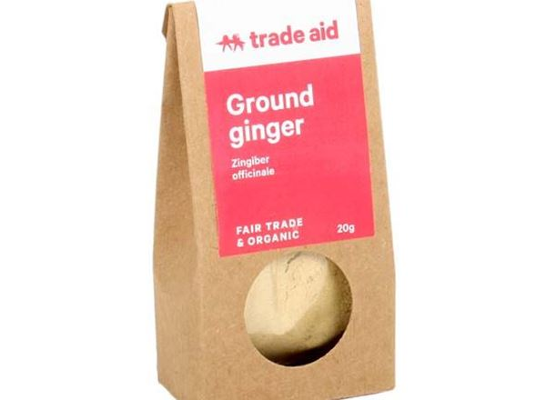 Trade Aid - Ground Ginger