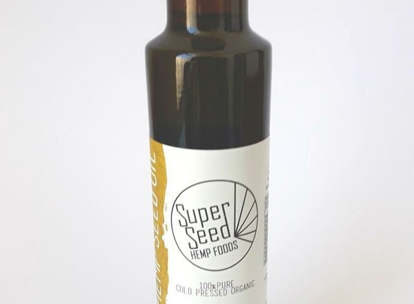 Oil Natural: Hemp Seed Cold Pressed - SH