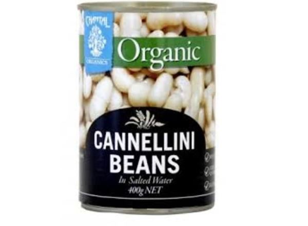 Organic Cannellini Beans 400g