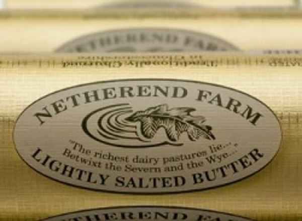 Butter - Netherend Farm (Lightly Salted) Organic