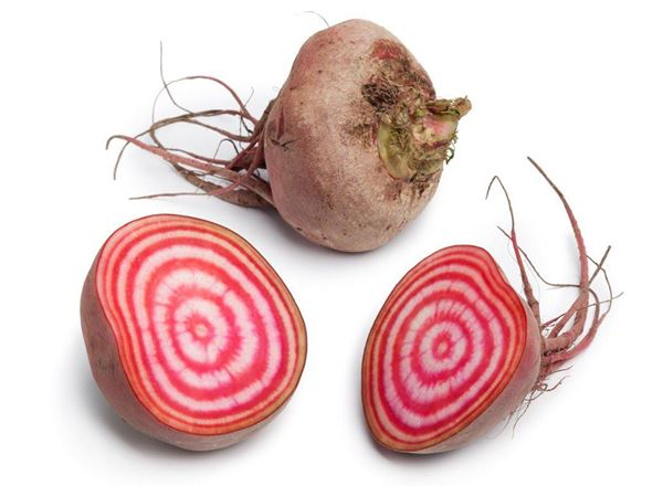 Beetroot, Chioggia: Organic (Bunch)