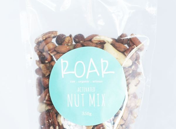 Organic Activated Nut Mix 350g