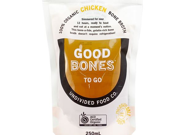 Broth Organic: GOOD Bones TO GO Chicken