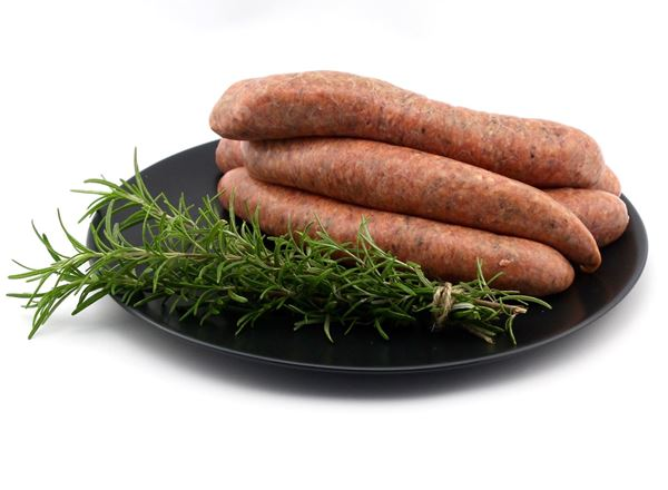 Lamb: & Rosemary Sausages [FRESH] - SO (Esky Required)