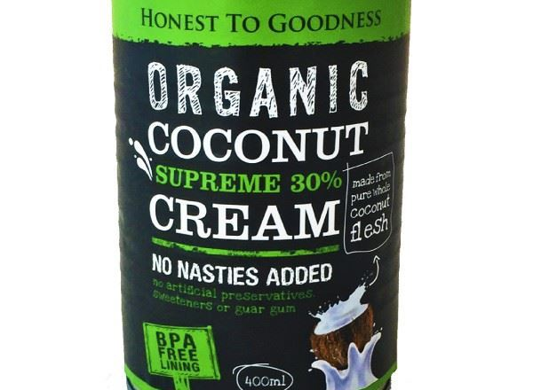 Cream Organic: Coconut Supreme 30% - HG