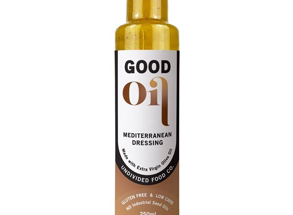 Dressing: GOOD Oil Mediterranean