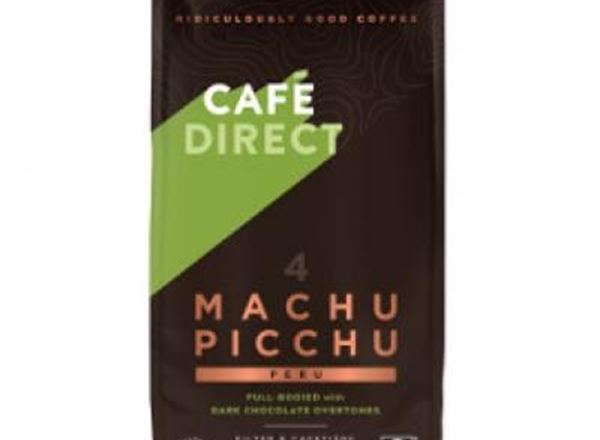 Cafe Direct - Roast & Ground Machu Picchu Organic
