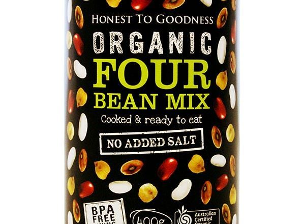 Bean Organic: Mix (Cooked) - HG