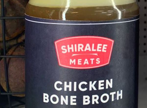 Broth Natural: Chicken Bone - SO (Esky Required)