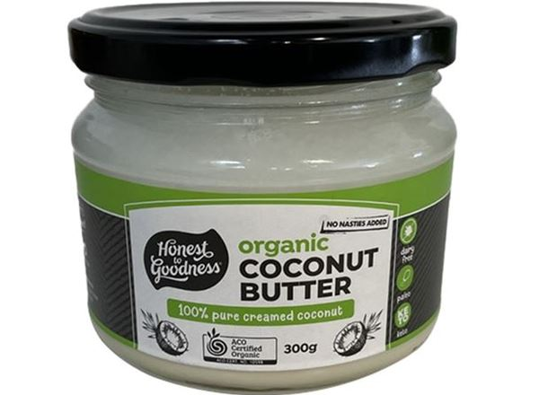 Butter Organic: Coconut - HG
