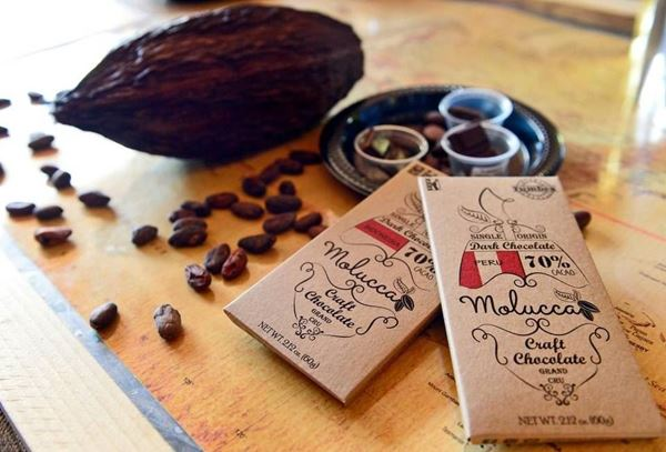 Molucca Chocolate