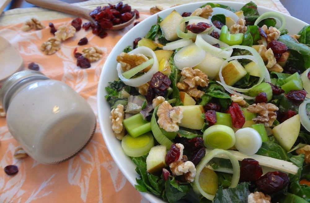 Sweet Autumn Salad