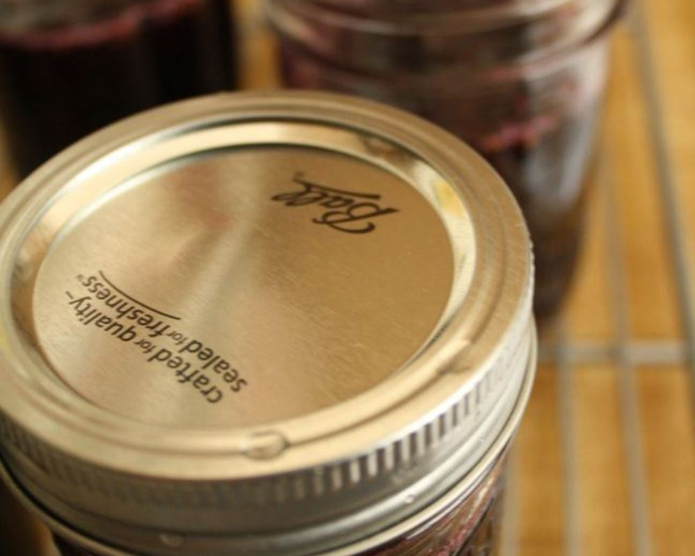 Fig and Grape Preserves