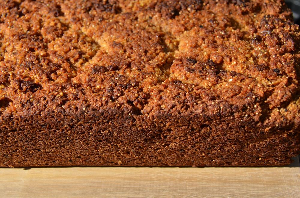 Pumpkin Bread - Sugar Free / Wheat Free